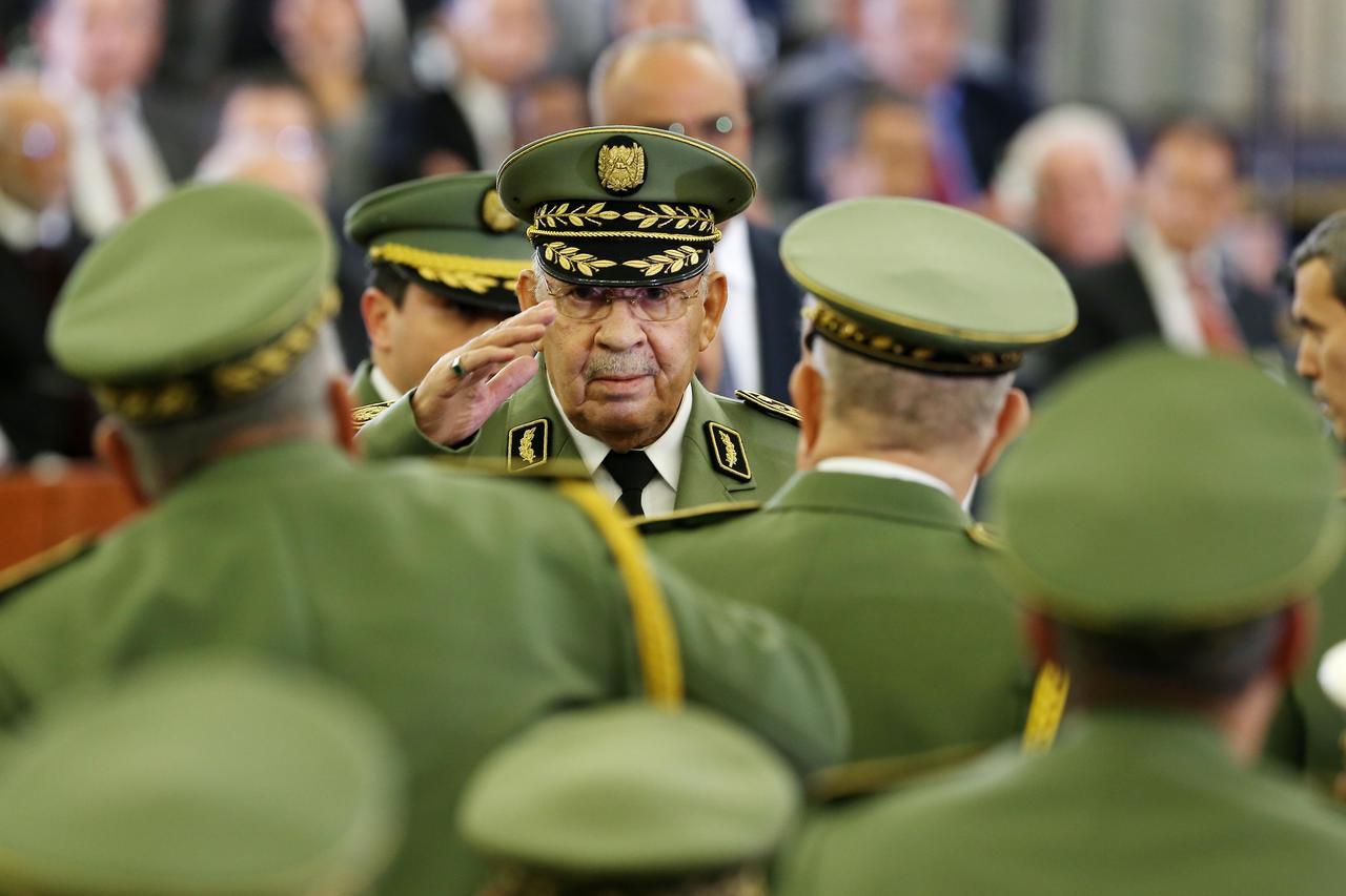 La radicalisation de la répression et du pouvoir, l'armée, et la main de l'étranger (Blog de Ali Bensaad)