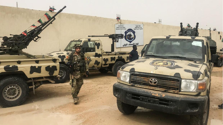 Raouf Farrah : ''Il est peu probable que les forces pro-Haftar s'emparent du poste frontalier de Ghadamès''