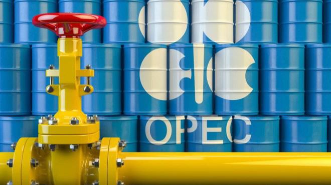 Energie: le panier de référence de pétrole brut de l'Opep progresse à 15,23 dollars