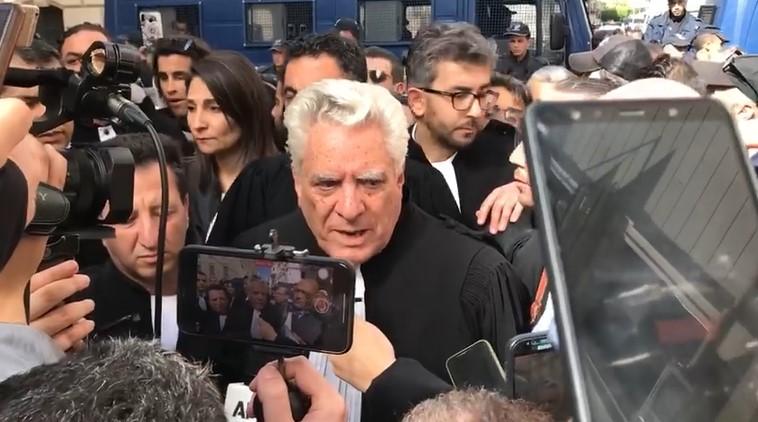 المحامي بوشاشي:»مواجهة السلطة للحراك السلمي بتهم الإرهاب ستكون نتائجه وخيمة»