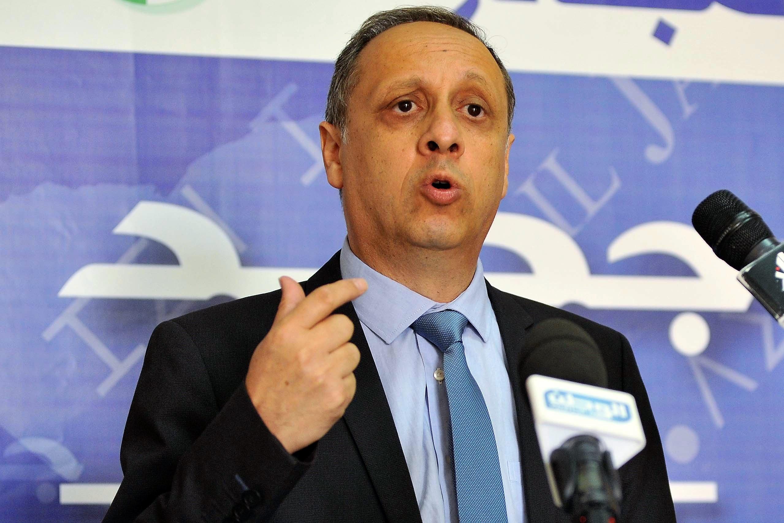 Sofiane Djilali: «Il n'y a plus de figures de l'ancien système…»