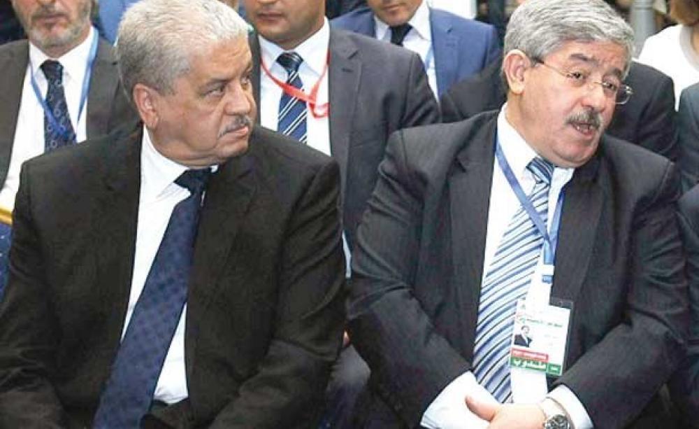 Affaire Condor : Ouyahia et Sellal condamnés à cinq ans de prison