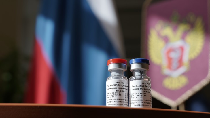 Covid-19: l'Algérie opte pour le vaccin russe