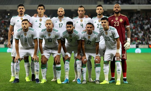 Classement FIFA: L'Algérie désormais à la 30 ème position
