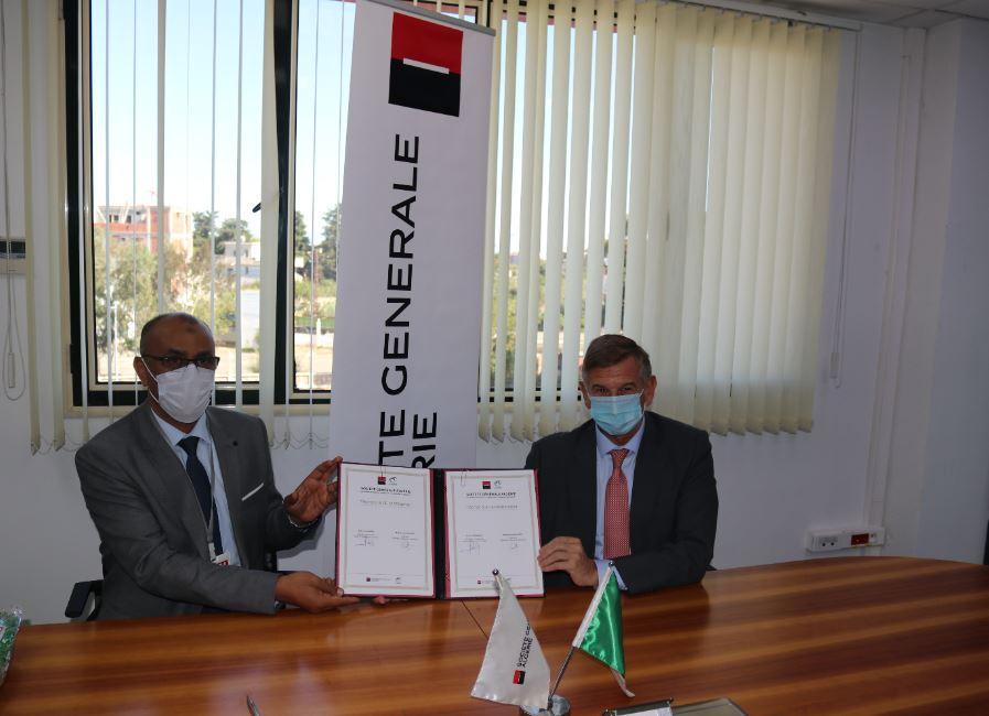 Société Générale Algérie renouvelle son partenariat avec la Fédération Algérienne Handisport