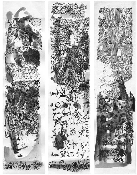 Un poème, un talisman et trois totems pour Khaled Drareni – Message in a Bottle