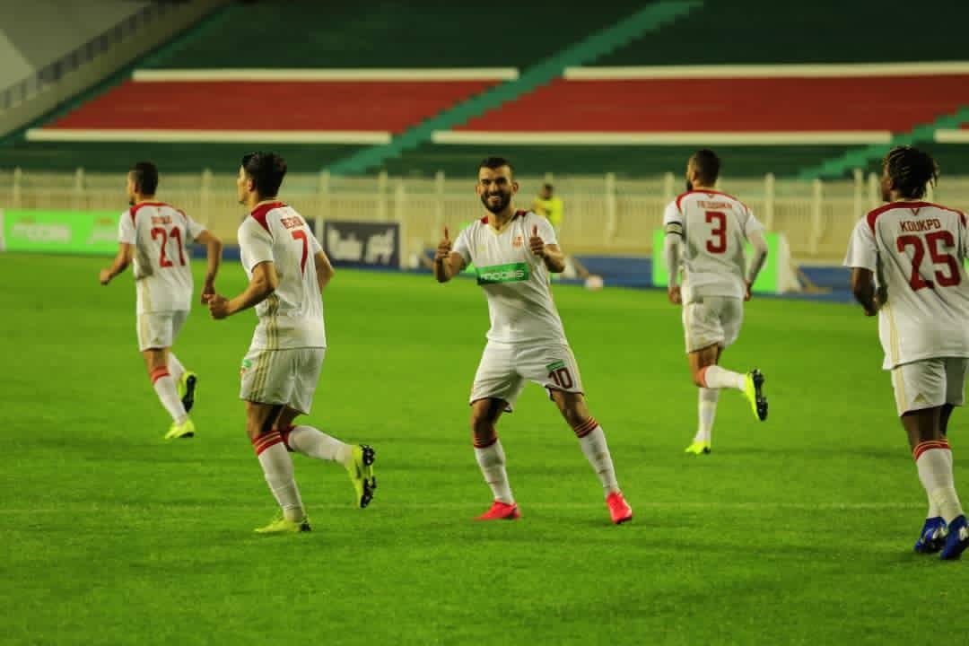 Le CRB remporte la Supercoupe d'Algérie : Allez chabab zoudj !