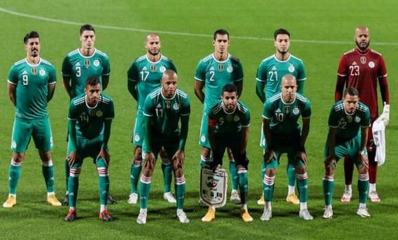 Football: Deux nouveaux internationaux algériens positifs au Covid-19