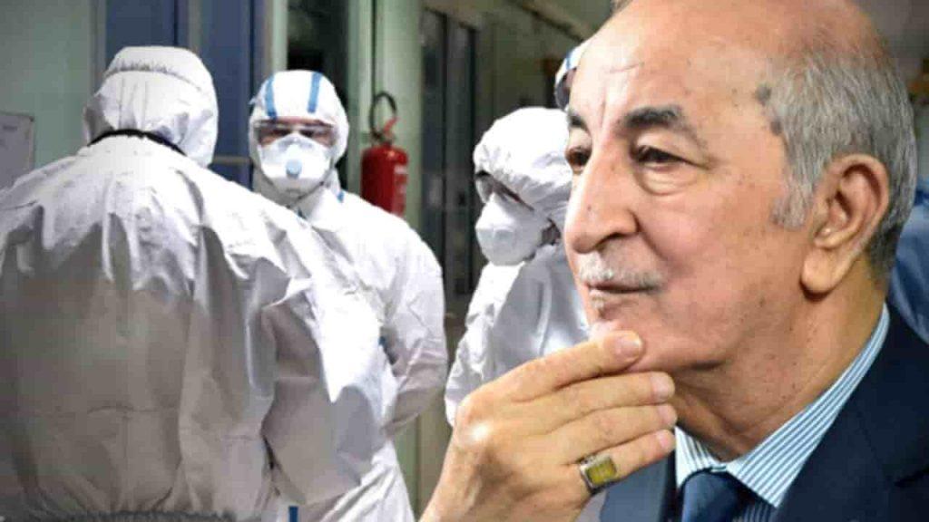 La paralysie politique retarde un retour au confinement inévitable en Algérie (analyse)