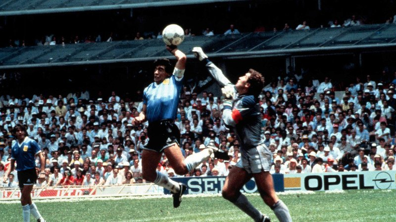 «El pibe de oro» Diego Maradona est mort