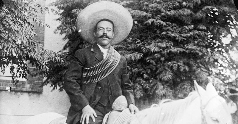 Le Mexique fête son indépendance : Pancho Villa s'invite à Alger