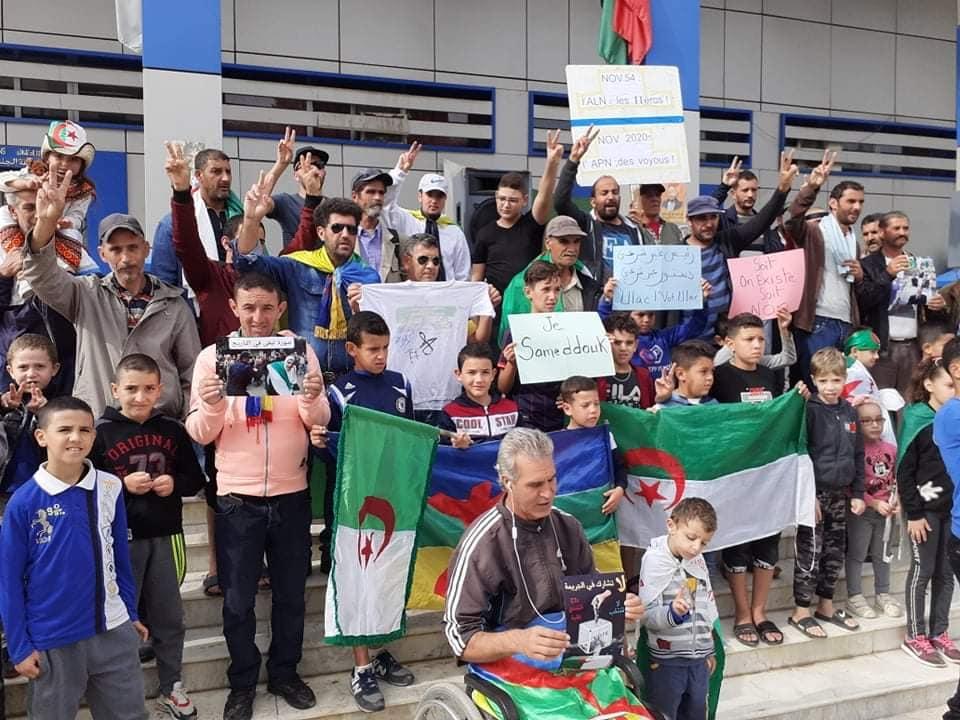 Une grève et une marche annoncés dimanche à Seddouk (Bejaia)