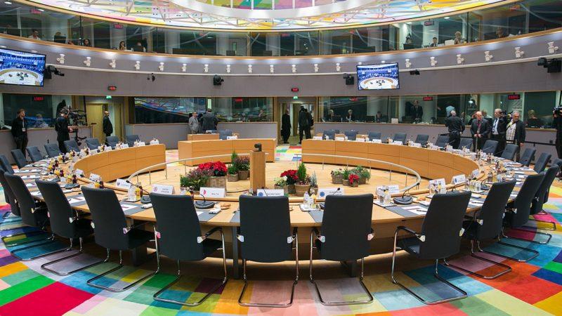 نواب وسيناتورات يتراجعون عن الإحتجاج أمام مقر البعثة الأوروبية بالجزائر