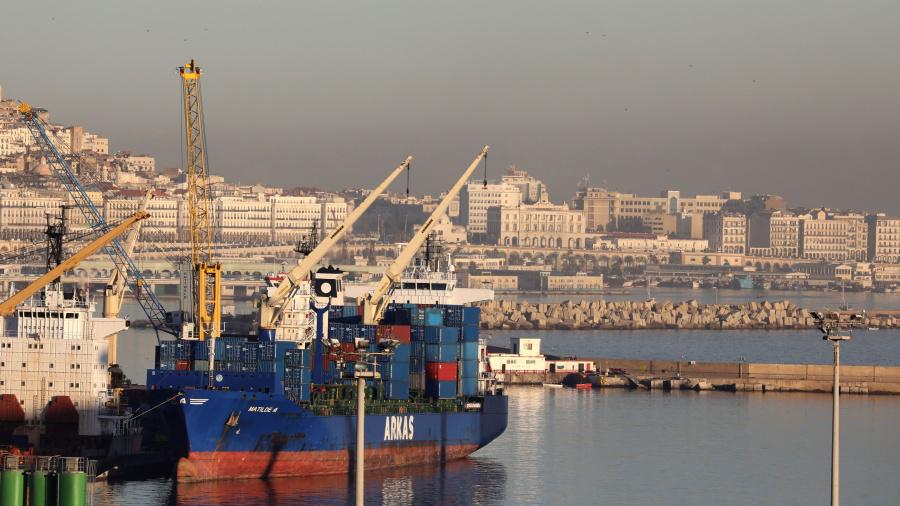 في 2020.. الصين تُحافظ على صدارتها كأول ممون للجزائر خارج الاتحاد الأوروبي