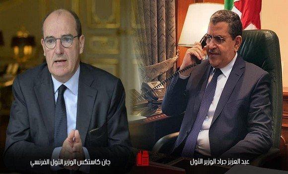 الجزائر وفرنسا تتفقان على بناء شراكة استثنائية