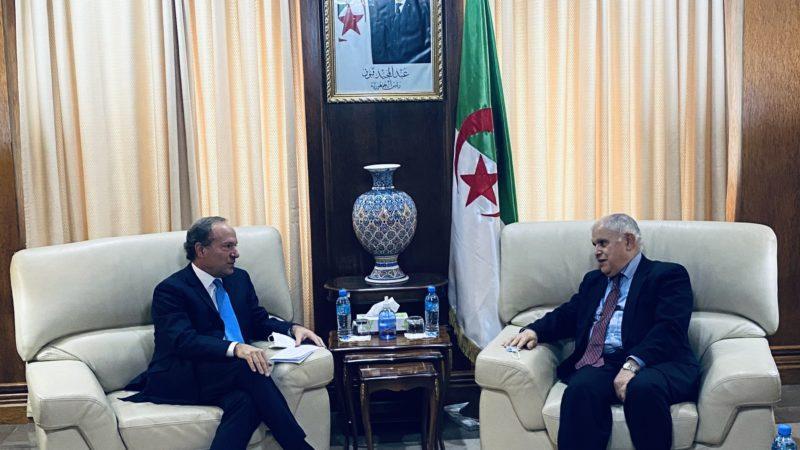 شركات الطاقة الإيطالية «إيني.أندالسو وإينال» تستعد للإستثمار أكثر في الجزائر