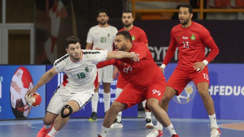 Mondial de Handball: l'Algérie bat le Maroc 24 à 23