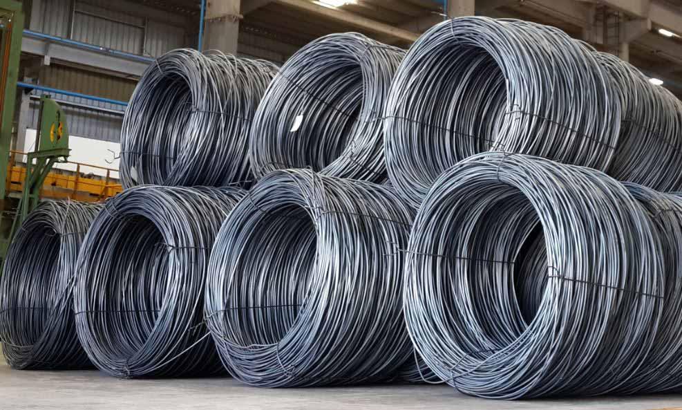 Le sidérurgiste Tosyali exporte 7.000 tonnes de fil machine vers la Mauritanie