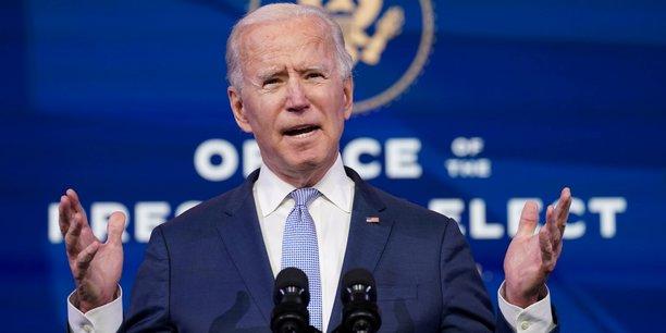 Etats-Unis: le Congrès certifie l'élection de Joe Biden