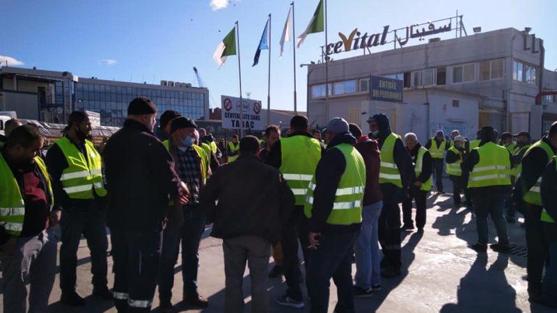 Une nouvelle marche ouvrière à Bejaia