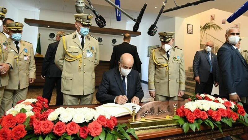 Sécurité : qui est Noureddine Mekri alias «Mahfoud Polisario», le nouveau patron du renseignement extérieur algérien ?