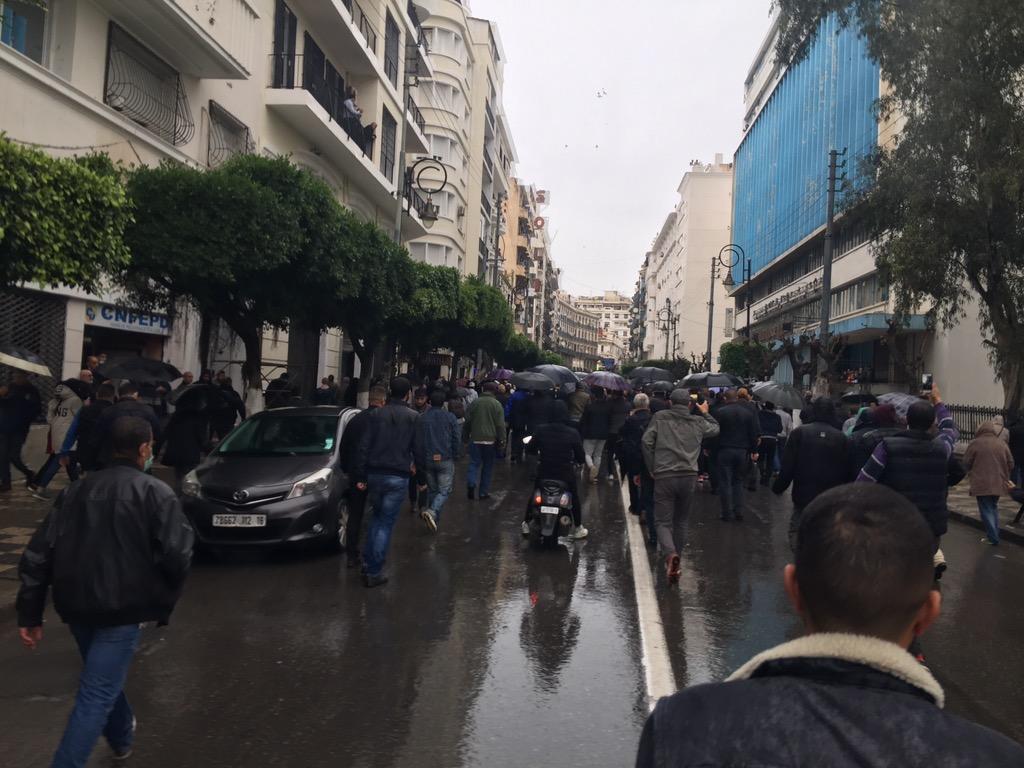 ذكرى الحراك الثانية: تعزيزات أمنية مشددة واعتقالات وسط النشطاء