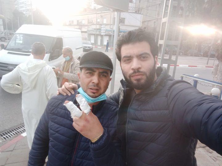 Oran : le récit glaçant de l'arrestation violente de notre collègue et d'un avocat
