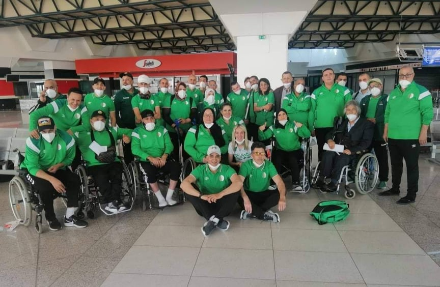 Para-athlétisme : l'Algérie engrange 29 médailles au Grand-Prix de Fazza