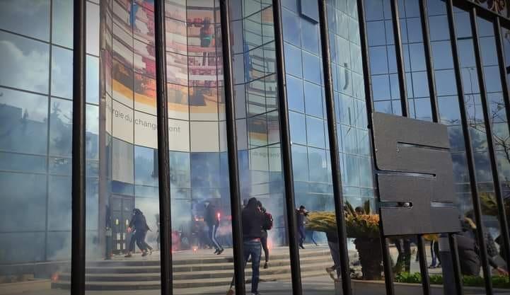 Un membre de l'AG du CSA du MCA prend la parole : les enseignements à tirer de l'incident survenu au siège de Sonatrach