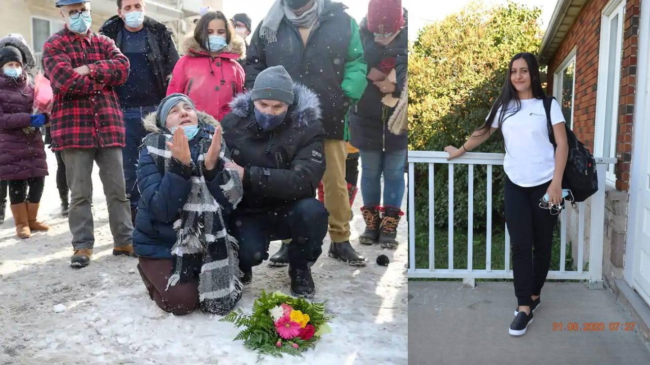 مقتل مراهقة جزائرية بكندا وصمت من الجهات الرسمية