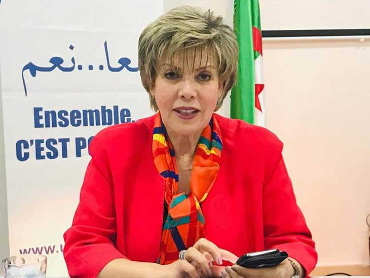 Le ministère de l'Intérieur veut la dissolution de l'UCP de Zoubida Assoul