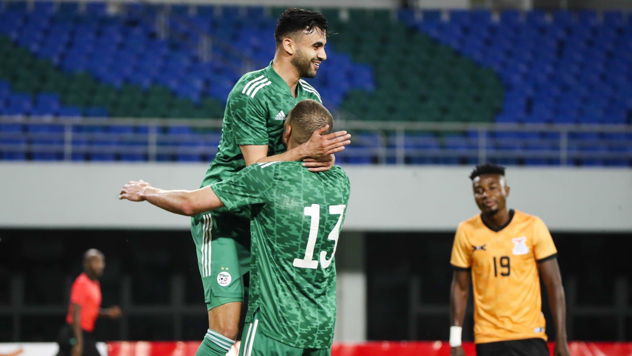 Zambie – Algérie (3-3) : les Verts encore une fois victimes de l'arbitrage