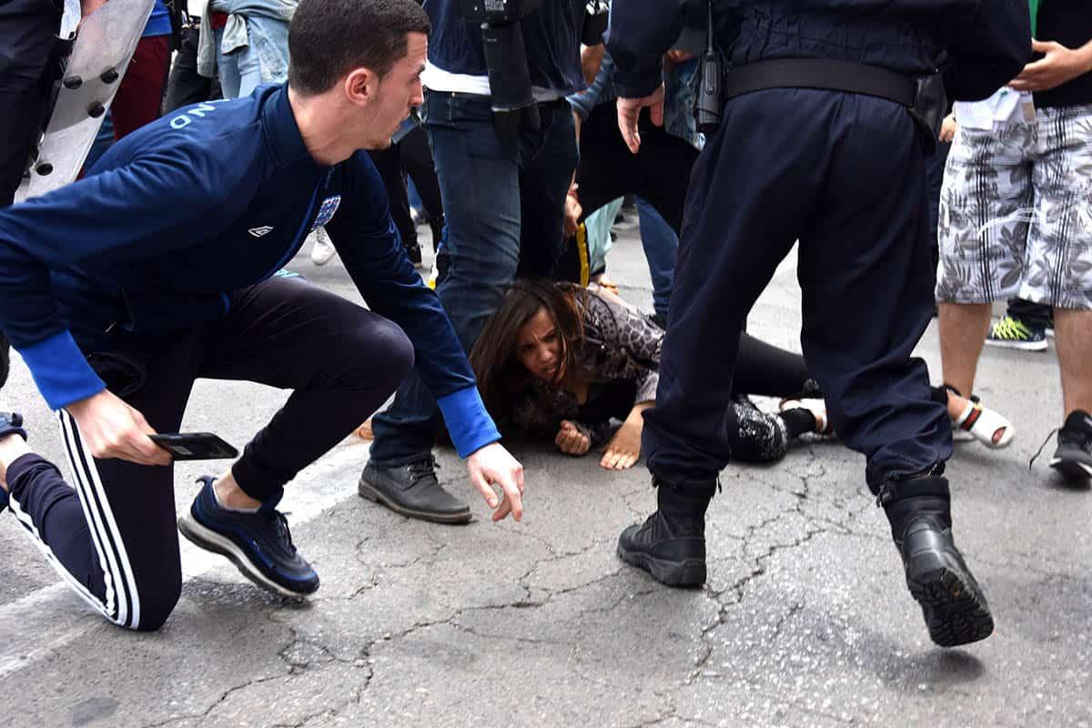 مواطنون و منظمات يطالبون  «بوقف الحرب المعلنة على الشعب الجزائري»