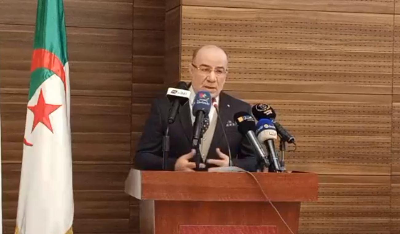 بلمهدي يتّهم مواقع بمحاولة ضرب الجيش الجزائري وقطاع الشؤون الدينية