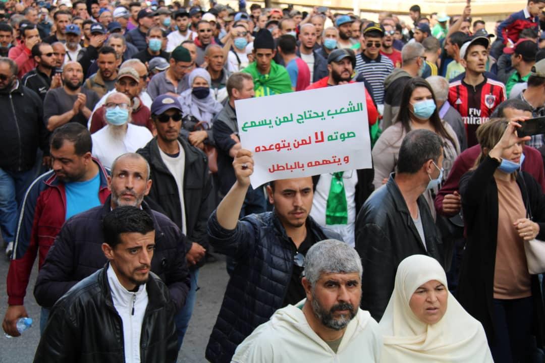 En vidéo : des manifestations signalées ce samedi à Alger, Ouargla et Annaba