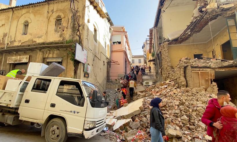 Retour sur le séisme de Bejaia : SOS ville en danger ! (reportage vidéo)
