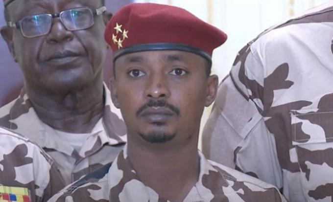 Tchad : le fils de Idriss Déby Itno devient officiellement le président du pays