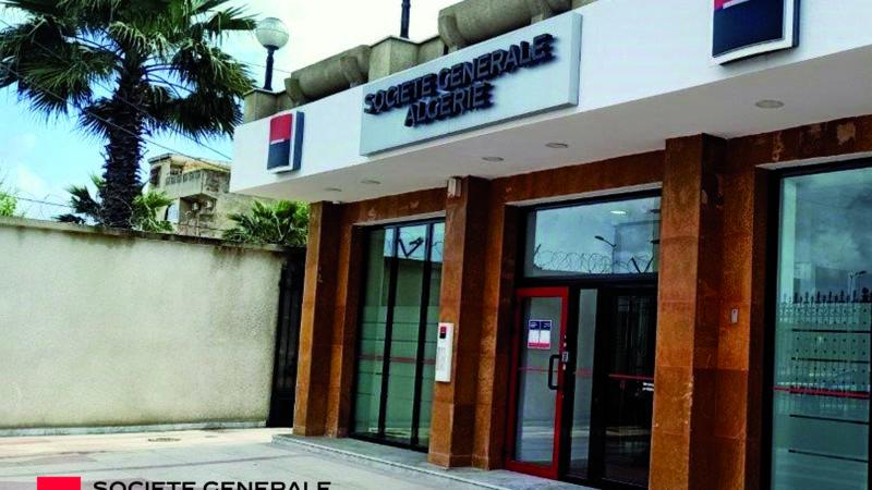 سوسيتي جنرال الجزائرتفتح وكالة جديدة ب»براقي»