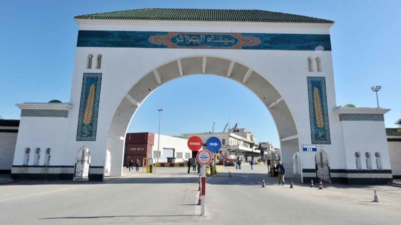 L'activité du port d'Alger enregistre une baisse de 20% en 2020