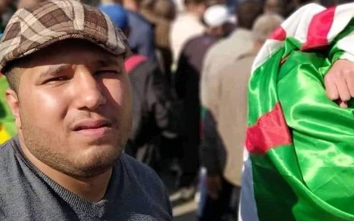 Blida : la chambre d'accusation charge le militant Hicham Khiyat