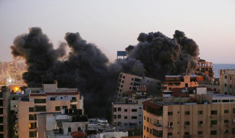 Ghaza: Le bilan des bombardements israéliens s'alourdit