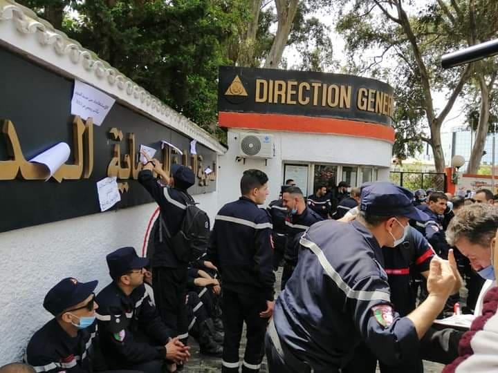 Scandaleux : l'Intérieur suspend 230 agents de la protection civile suite à leur mouvement de protestation