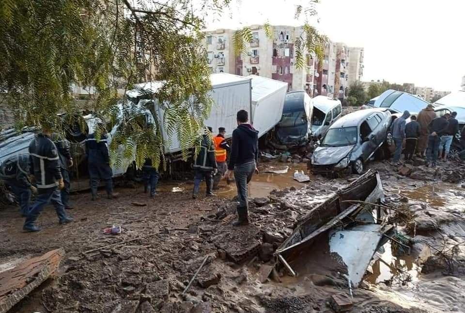 Cinq morts dans des inondations à Médéa et à M'sila (Actualisé)