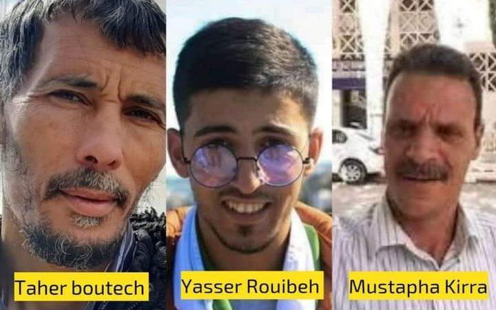 «مصطفى قيرة» وناشطين اثنين يخوضون معركة الأمعاء الخاوية داخل سجن وهران