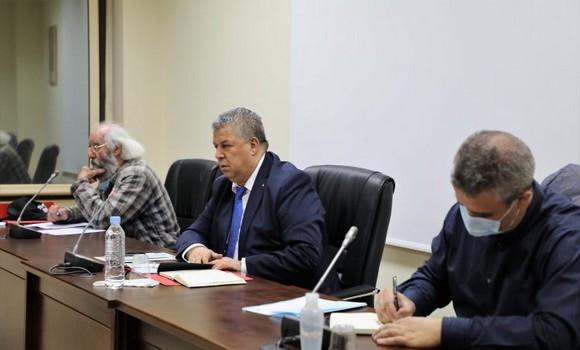 FAF : répartition des tâches au sein du bureau fédéral