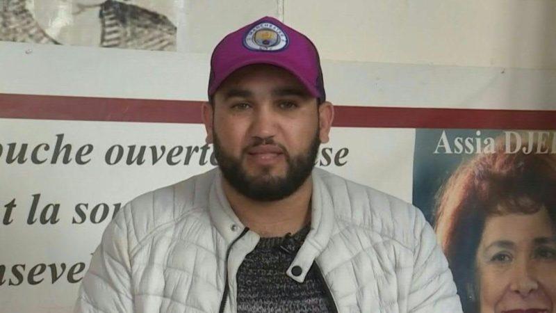 العاصمة: الأمن يعتقل الناشط الحقوقي زكرياء حناش