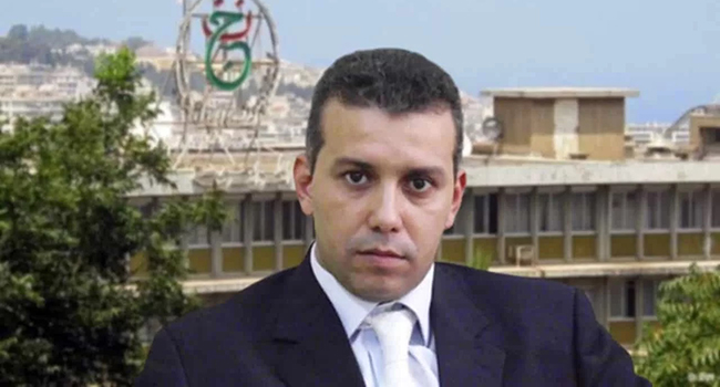 Le DG de l'ENTV, Ahmed Bensebane, limogé