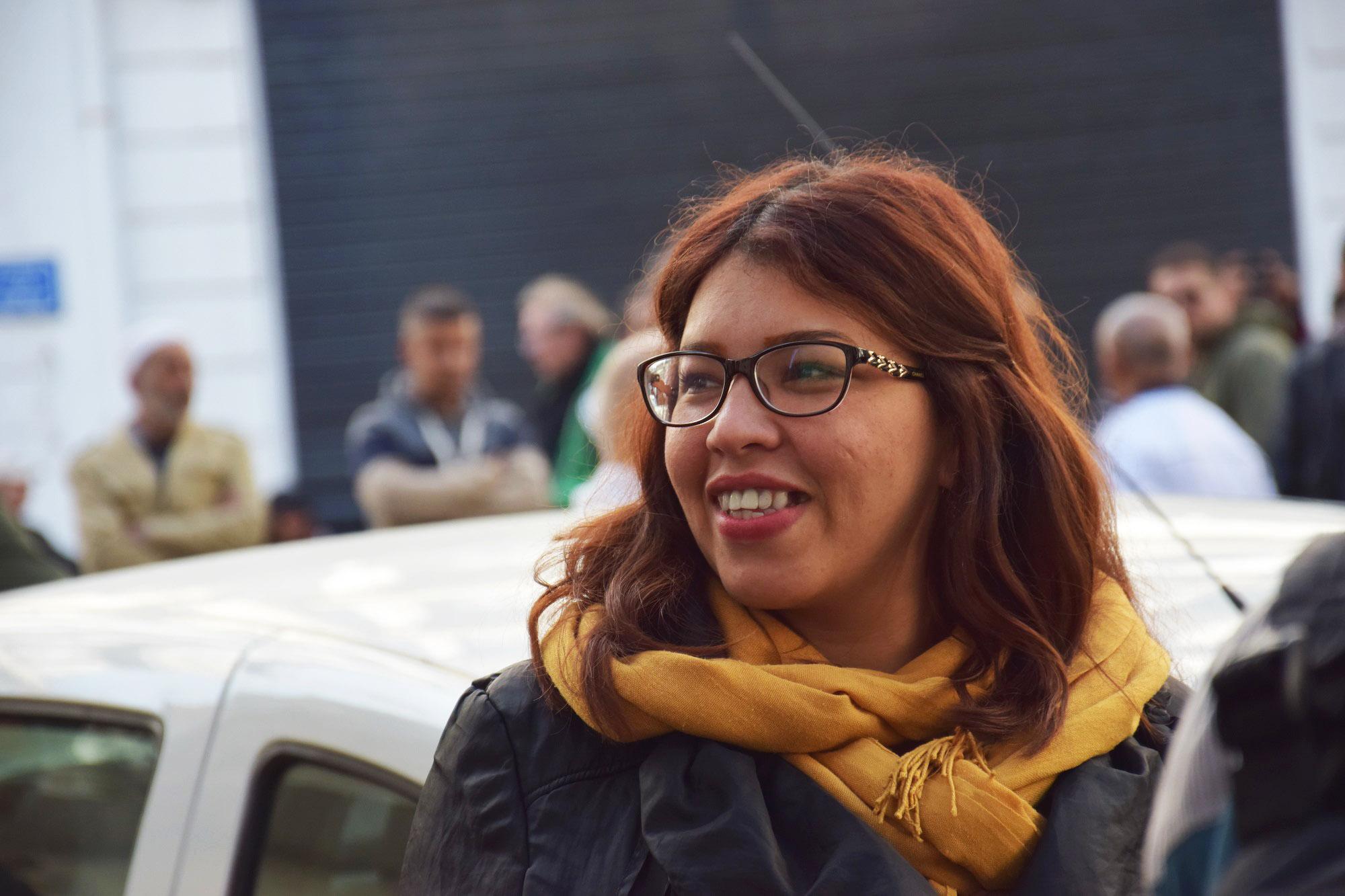La garde à vue de la journaliste Kenza Khatto prolongée de 24 heures