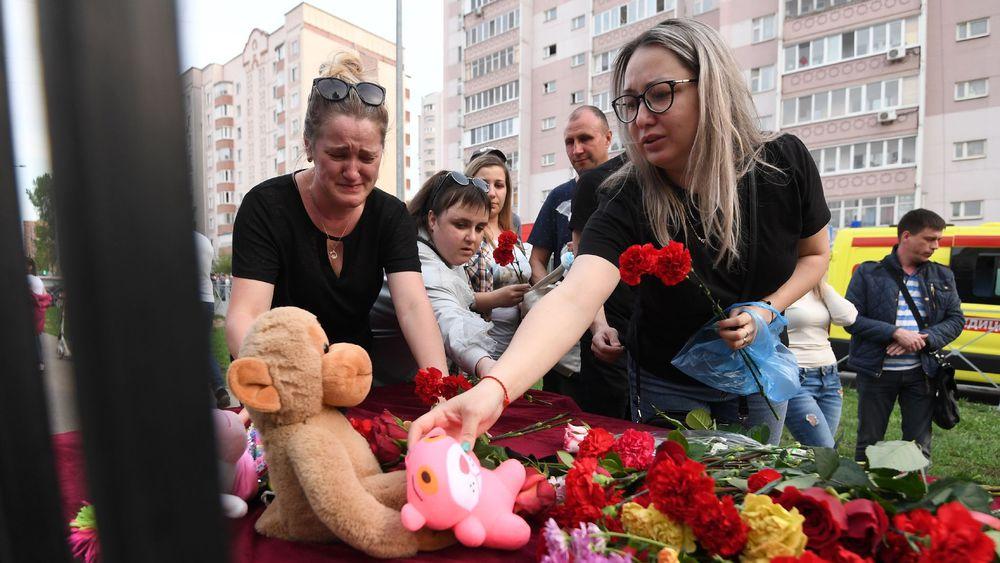 Russie: une fusillade dans une école fait neuf morts