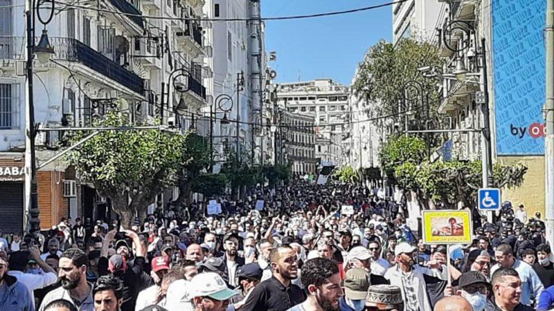 Le gouvernement veut « empêcher la poursuite » des marches (Parti des travailleurs)